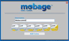 Mobage Coins Adder