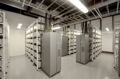 Electrical Bateries for a Data Center