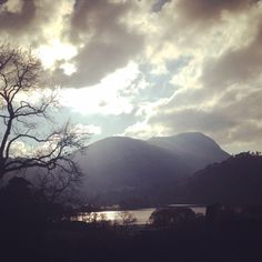 Today - 18/11/14 the Lake District, ullswater