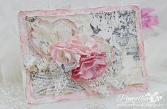 My Little Craft Things: Crafty Cardmakers - #132 - Love, Love, Love