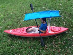 Kayak Fishing Boats Kayak Canopy hiking tip, hiking food ideas, outdoor hiking Camping En Kayak, Kayak Fishing Tips, Kayaking Tips, Canoe And Kayak, Best Fishing, Camping Hacks, Pedal Kayak, Kayak Cart, Fishing Trips