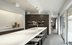 Luxe keukens on Pinterest  White Lotus, Koken and Van