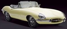 """The 1967 yellow jaguar from the movie, """"How to Steal a Million"""" - my dream car!"""