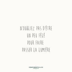 Discover recipes, home ideas, style inspiration and other ideas to try. Wisdom Quotes, Life Quotes, French Quotes, Positive Attitude, Mood Quotes, Positive Affirmations, Cool Words, Sentences, Quote Of The Day