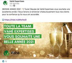Nouvelle année Réveillon Vahé Expertises Champagne, Wish, Self Confidence, Happy New Year
