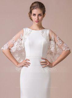 da737c25d2  US  170.00  Trumpet Mermaid Scoop Neck Floor-Length Jersey Evening Dress  With Beading Appliques Lace Sequins - JJ s House