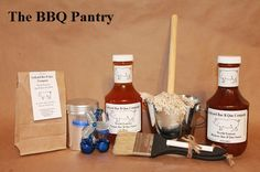 Competition BBQ Kit & Hardware by TheBBQPantry on Etsy, $18.95