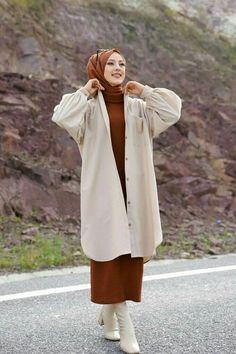 Modest Fashion Hijab, Modern Hijab Fashion, Muslim Women Fashion, Hijab Fashion Inspiration, Islamic Fashion, Mode Inspiration, Moslem Fashion, Hijab Trends, Hijab Outfit