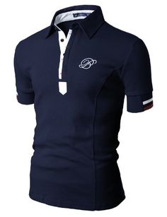 Doublju Mens Polo Short Sleeve T-shir... $19.99 #bestseller