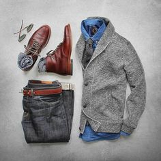 the latest trends in mens fashion and mens clothing styles – Mens Clothing Ideas Mode Outfits, Casual Outfits, Men Casual, Fashion Outfits, Smart Casual, Fashion Hair, Gq Style, Mode Style, Style Men
