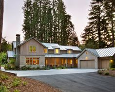 Modern Farmhouse Exterior Design, Pictures, Remodel, Decor and Ideas - page 6
