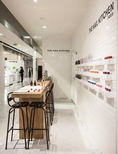 The Nail Kitchen, Paris - Eluxe Magazine