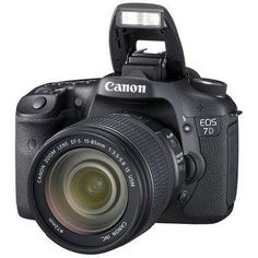Canon EOS 7D Digital SLR & 15-85 IS