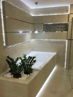 Shower Tub, New Room, House Rooms, Small Bathroom, Decoration, Living Room Decor, Home Goods, Bathtub, House Design
