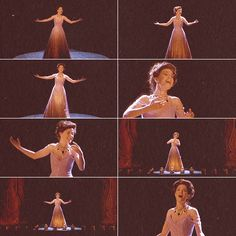 Sierra Boggess. She blows my mind, every time she opens her mouth.