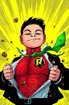 Qui sera Robin en janvier 2015 ? | DCPlanet.fr