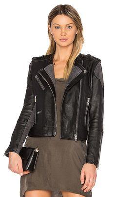 BLANKNYC Moto Jacket in vices