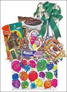 Sugar Free Birthday Gift Box