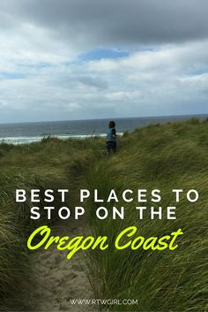 Are you planning a road trip along the Oregon Coast? Here is a list of my favorite places to stop including favorites like Cannon Beach, Cape Kiwanda, and more