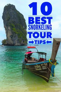 Best tips for choosing a snorkeling trip from our Thailand travels. From snorkeling safety to must have snorkeling gear. How to snorkel safely and prevent injury on your next snorkeling excursion. #snorkel #bestsnorkeling #Thailand #traveltips