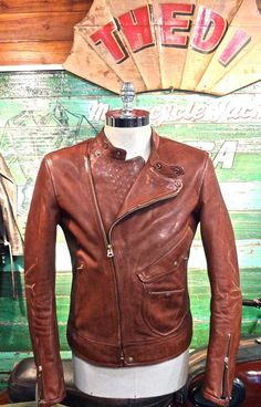 REDDISH TAN COWHIDE 1.2-1.3 mm VEG TANNING LEATHER #thedileathers #caferacer…