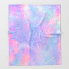 Throw Blanket featuring Summer Sky by Georgiana Paraschiv