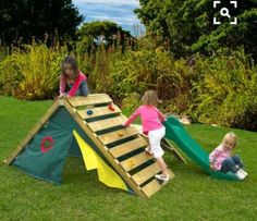 35 Ideas for diy outdoor kids play area dads Kids Outdoor Play, Outdoor Play Spaces, Kids Play Area, Backyard For Kids, Backyard Ideas, Diy Outdoor Toys, Outdoor Activities For Toddlers, Kids Yard, Outdoor Sheds