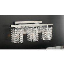 sc 1 th 220 & Bathroom Vanity Lights With Crystals azcodes.com
