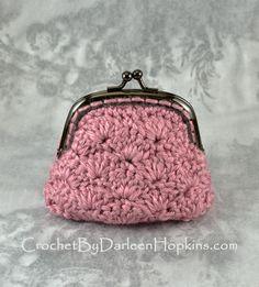 Change purse crochet pattern by Darleen Hopkins