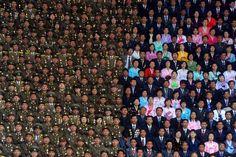 Lo mejor del Sony World Photography Awards 2013  La rusa Ilya Pitaleva ganó con una serie de fotografías de Corea del Norte