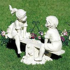 children garden statues. Garden Statues « ALL GARDENING ZONE Children