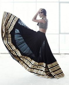 //this Payal Singhal skirt is everything