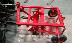 small potato digger one row sweet potato harvester