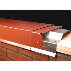 Hickman Permasnap® Parapet Wall Coping by W. P. Hickman Company