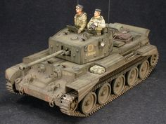 1/48 scale Cromwell Mk. IV by Pat Johnston
