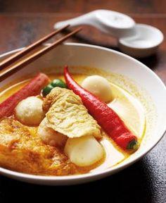 Singapore recipe: Laksa yong tau foo | herworldPLUS
