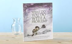BABY & CHILD: What do you do with a problem? kid's book by Compendium