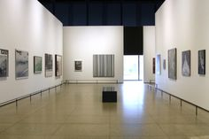 11 Gerhard Richter: Installation shots of Panorama, Neue und Alte Nationalgalerie, Berlin Feb - May 2012