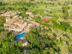 SPECTACULAR VILLA AT THE GOLF OF SANTA PONSA