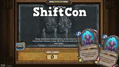 ShiftCon - Tavern Brawl [Hearthstone] Minions, Channel, Videos, The Minions, Minions Love, Minion Stuff
