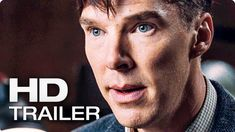 THE IMITATION GAME Trailer German Deutsch (2015) Benedict Cumberbatch