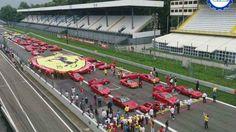 """Va in scena, a Monza, la quarta edizione del """"Tributo a Michael Schumacher e Jules Bianchi"""". Il 4 giugno avrà luogo, a Monza, la quarta edizione, organizzata dalle Scuderie Ferrari Club Caprino Bergamasco, Varese e Vedano al Lambro. #f1 #tributo #monza #schumacher #bianchi"""