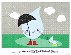 You Are My Best Friend Ever by arkadul on Etsy, $5.00