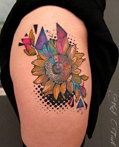 31 Tatuajes florales que cualquier amante de la naturaleza necesita en su vida