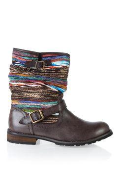 #navajo printed riding #boot  $30.37