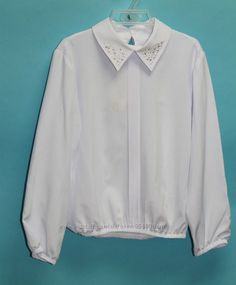 Школьные блузки длинный <strong>одежда</strong> рукав, Польша | Галерея пользователя Людочка82