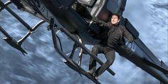 Mission Impossible – Fallout, gli incredibili stunt reali di Tom Cruise