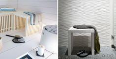 Q-TIO Furniture in sauna