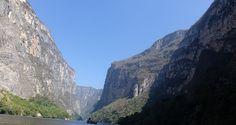 Bootstour im Sumidero Canyon bei San Cristobal de las Casas