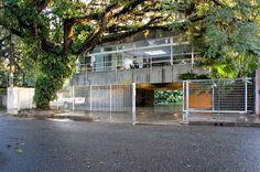 Casa Gerassi, São Paulo  por Paulo Mendes de Rocha